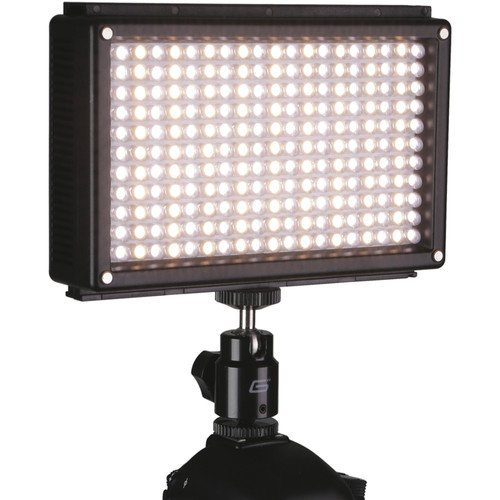 Genaray LED-6500T 209 LED Variable-Color On-Camera Light by Genaray