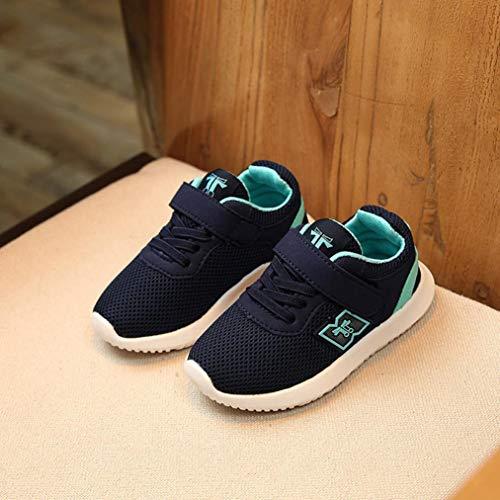 Azul Niño Velcro De Con 29 Casual 20 Vestir Zapatos Talla H6wPWWqn