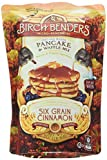 whole grain waffle mix - Organic Pancake and Waffle Mix Sampler 3-pack by Birch Benders (Classic, Six-Grain Cinnamon, Chocolate Chip), Whole Grain, Non-GMO Verified, 3 x 16oz Pouches