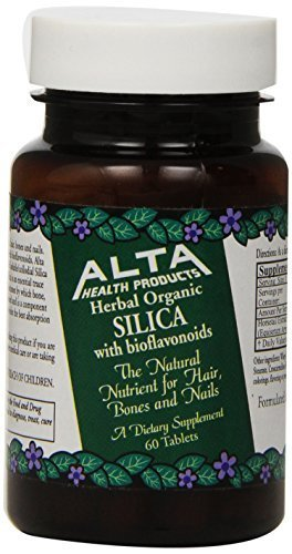 Alta Health Sil-X-Silica Tablets, 60 Count by Alta ()