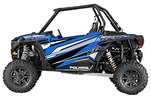 Pro Armor RZR XP1000 Electric Blue Door Graphic P161G501EB