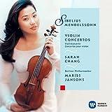メンデルスゾーン:ヴァイオリン協奏曲第1番&シベリウス:ヴァイオリン協奏曲