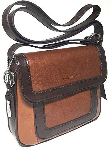 Vintage Tignanello Body Brown T57010A Rust Item Dark Cross Z77qwdO