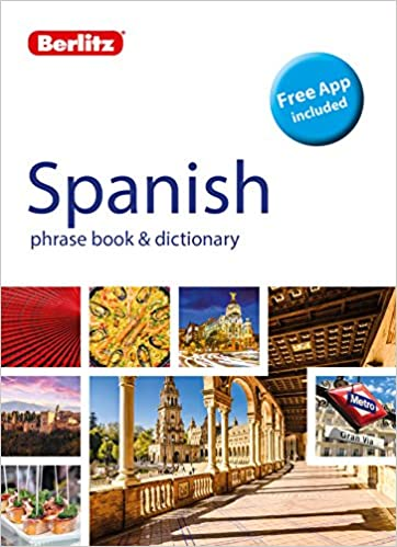 Berlitz Phrase Book /& Dictionary Spanish Bilingual dictionary