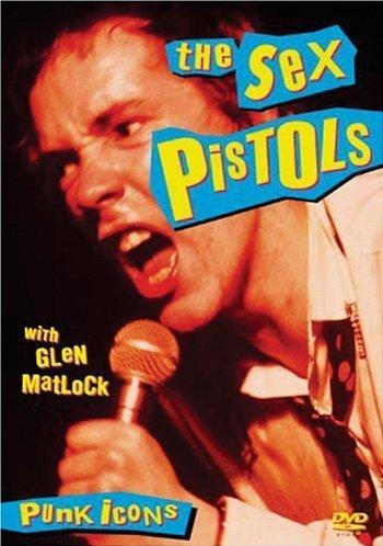 UPC 823880019906, Punk Icons: The Sex Pistols