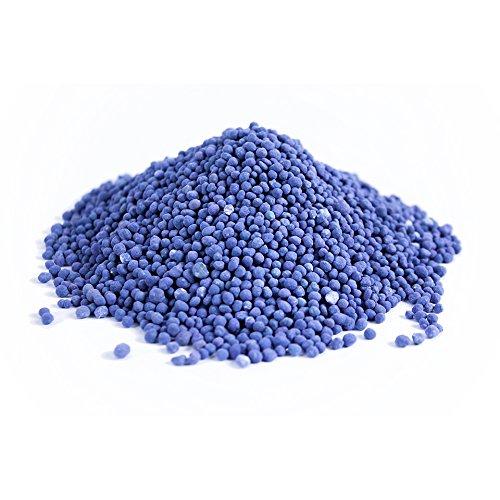 5KG Compo Blaukorn Classic NPK 12-8-16(+3-10) Blau-dünger NovaTec Garten-dünger Gemüse-dünger Obst-dünger mit Schwefel Eisen auch für Zimmerpflanzen geeignet