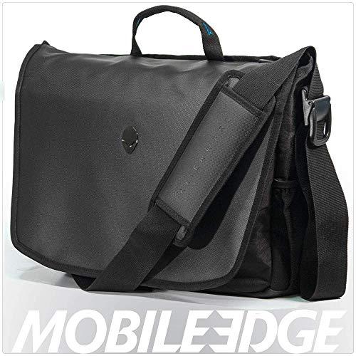 Mobile Edge Alienware Vindicator 2.0 Black Laptop Messenger Bag, 13 inch/15 inch/17 inch for Men, Women, Students, Gamers AWV1317M2.0