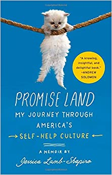 Book Promise Land: My Journey through America's Self-Help Culture
