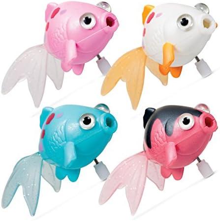 Vasca per Pesci Regalo per Bambini Escomdp Giocattoli elettrici per Pesci Animali Domestici Animali Domestici Animali Domestici Vasca da Bagno Giocattolo Vasca da Bagno 6 Pezzi