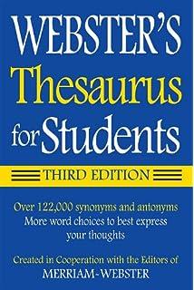 The Merriam Webster Thesaurus Merriam Webster 9780877798507