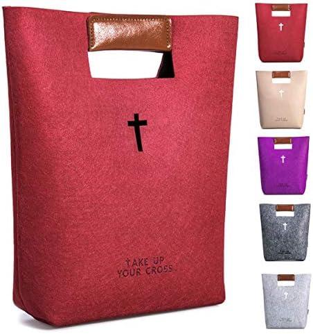 Carrier Leather Journaling Christian AGAPASS