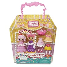 Lalaloopsy Minis Princess Crumbs Sugar Cookie