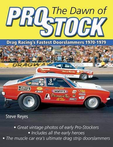 The Dawn of Pro Stock: Drag Racing's Fastest Doorslammers - Drag Pro Cars Stock