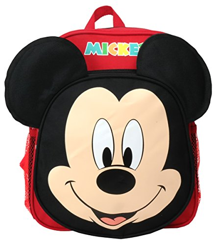 Mouse 12 Mickey Disney (Disney Mickey Mouse 12 inches Toddler Mini Backpack)