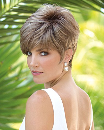Jax Pm (Exclusive) Monofilament Synthetic Wig By Noriko Iced - Outlets Jax