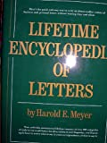Lifetime Encyclopedia of Letters, Harold E. Meyer, 0135363837