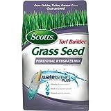 Scotts Turf Builder Grass Seed - Perennial Ryegrass Mix, 7-Pound