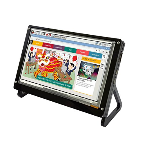 Corkea Raspberry 1024600 Capacitive Touchscreen