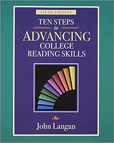 Amazon ten steps to advancing college reading skills reading ten steps to advancing college reading skills reading level 9 13 townsend press reading series 5th edition fandeluxe Image collections