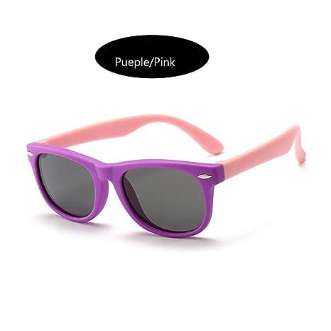 NNSYJ Gafas de Sol Gafas de Sol para niños Polarizadas ...