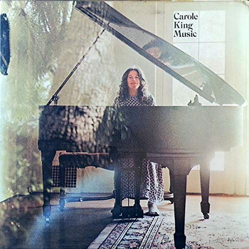 Carole King: Carole King Music (w / Insert) Tracklist: Brother, Brother. It's Going To Take Some Time. Sweet Seasons. Some Kind Of Wonderful. Surely. Carry Your Load. Music. Song Of Long Ago. Brighter & 3 More