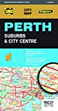 Perth Suburbs & City Centre Map 618 8th ed.