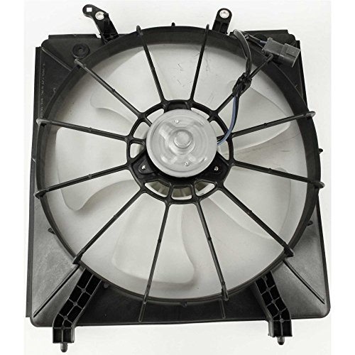 Radiator Fan Assembly for Honda Accord 98-02 CL 01-03 V6