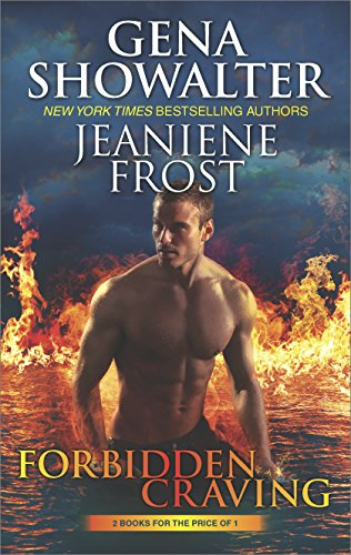 Forbidden Craving by Jeaniene Frost and Gena Showalter