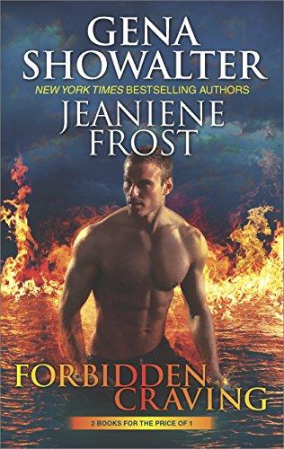 book cover of Forbidden Craving