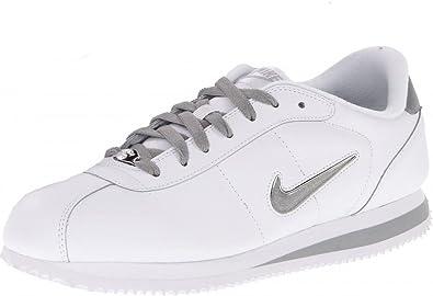 Basic Cortez Leather Jewel Sneaker