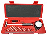 ENGINE CYLINDER 2'' to 6'' DIAL BORE GAUGE GAGE INDICATOR RESOLUTION 0.0005''