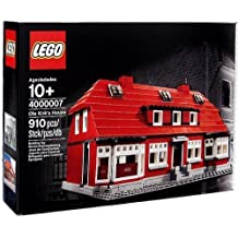 Lego lego 4000007 Ole Kirk Lego founder of the house Lego employees are distributed only to in the not for sale 910 piece block type key ring set [parallel import goods]