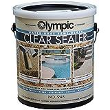 Olympic Clear Sealer – Semi-Gloss Finish - 3 Pack