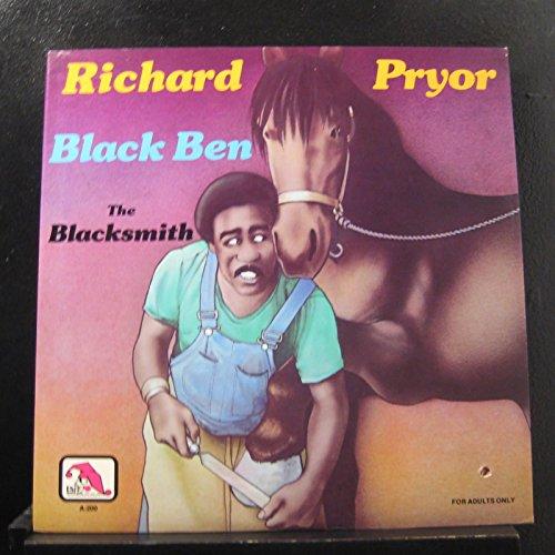 (Richard Pryor - Black Ben The Blacksmith - Lp Vinyl Record)