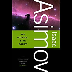 The Stars, Like Dust Audiobook