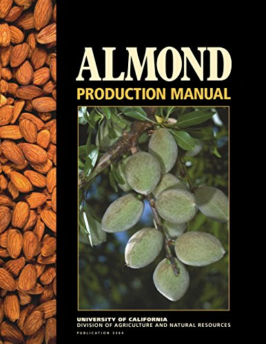(Almond Production Manual)