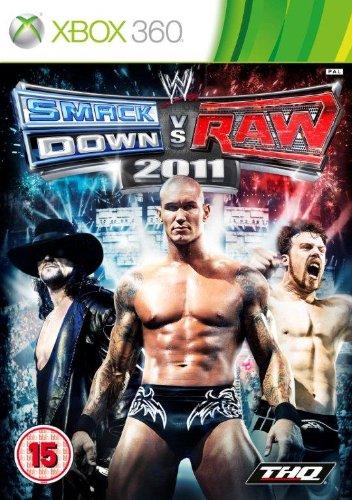 WWE Smackdown vs Raw 2011 (Wwe Smackdown Vs Raw 2011 Xbox 360)