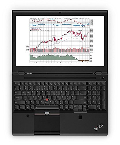 Lenovo Thinkpad P50 15.6-inch Laptop (2.8 GHz Intel Xeon Processor 16GB RAM 256GB M.2 SSD NVIDIA Quadro M2000M (4GB) Windows 7 Pro 64-bit)