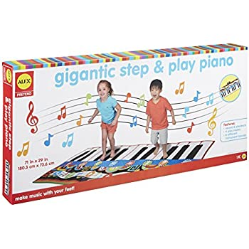 gigantic step and play piano toys r us