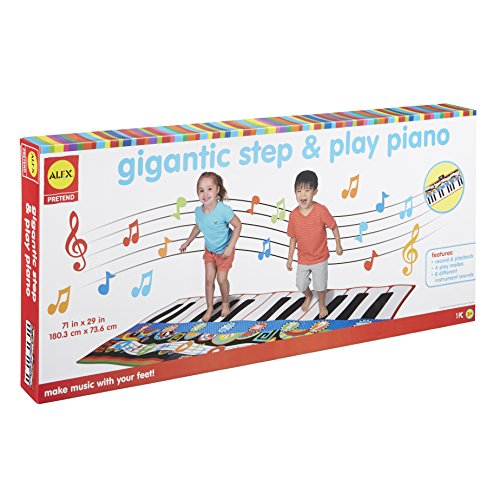 Alex Gigantic Step & Play Piano