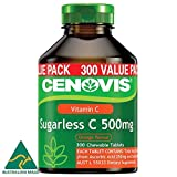 Cheap Cenovis Vitamin C 500mg Sugarless 300 Tablets product of Australia