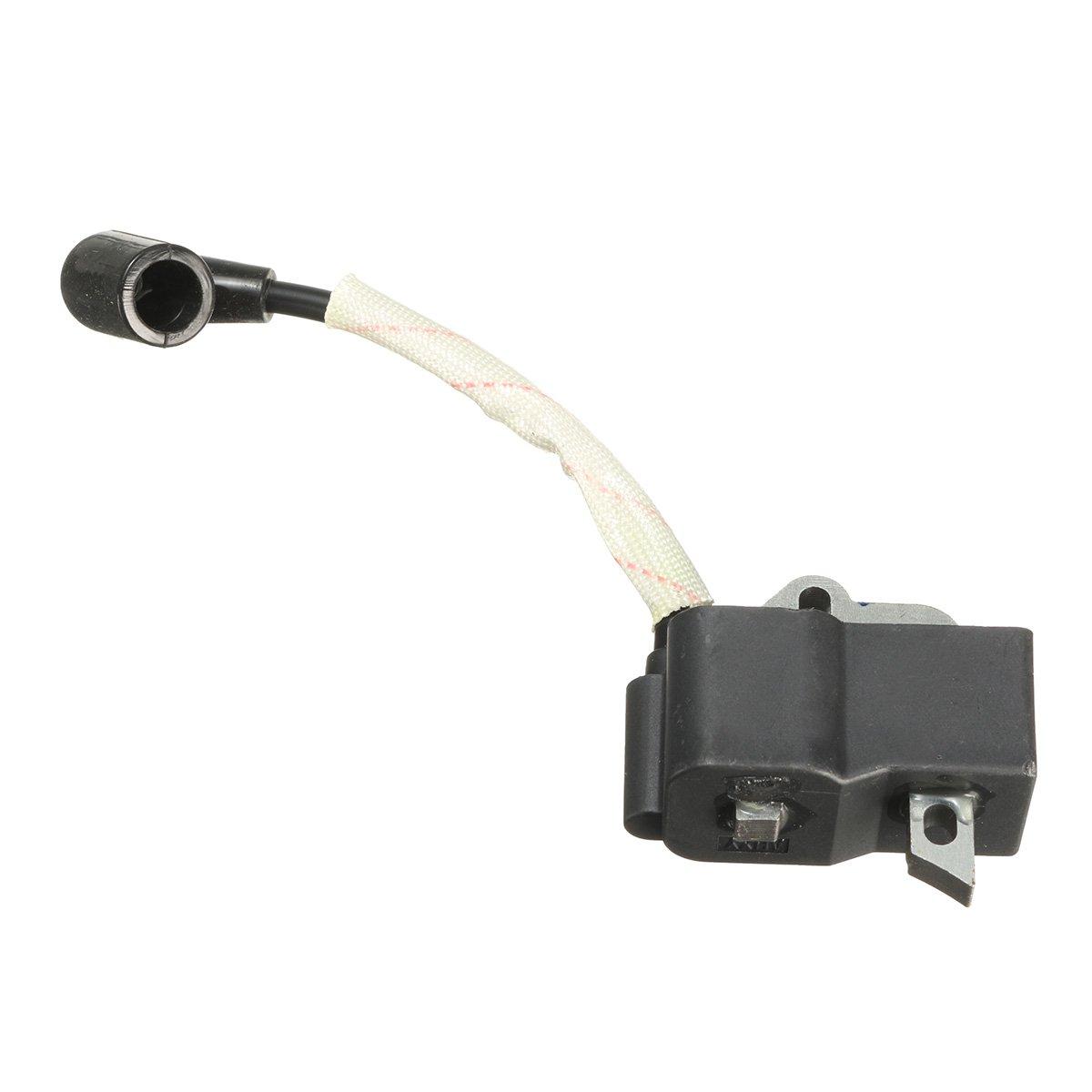 ignition coil for husqvarna 124 125 128 trimmer 530039224