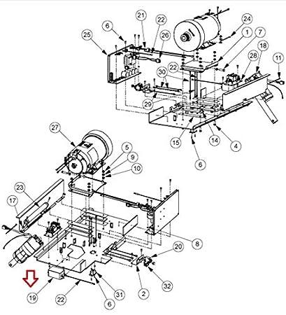 Razor Scooter Diagram