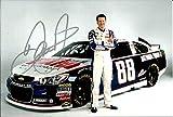 Autographed Earnhardt Jr. Photo - 2013 NATIONAL GUARD MOUNTAIN DEW 4x6 - Autographed Photos
