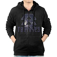Men Hunter Destiny Hunter Hoodie Sweatshirt Black