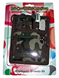 6 Piece Protective Lab Coat Pocket Organizer Kit Sports An Attractive Camo Pattern! Made Of Durable High Quality 600d Denier. Perfect Accessory Or Gift For Nurses And Students!