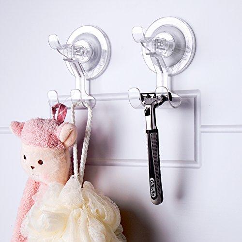 Buy shower razor holder suction
