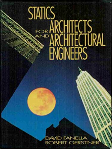 Statics for architects and architectural engineers architecture statics for architects and architectural engineers architecture fandeluxe Gallery