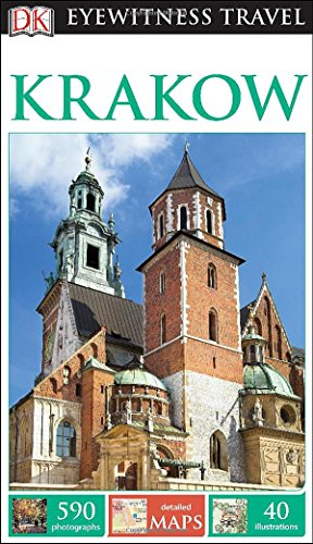 DK Eyewitness Travel Guide: Krakow