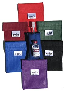 FRIO Cooling Wallet-MINI - Keep insulin cool without EVER needing icepacks or refrigeration! ACCEPT NO IMITATION! Low shipping rates.